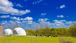 wynajem namiotu sferycznego
